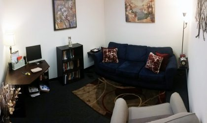 interior photo of Orange County office